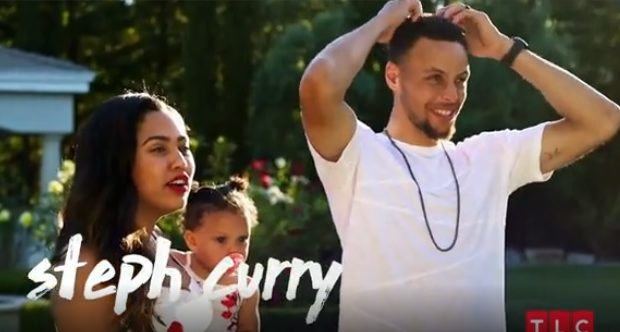 Steph Curry Playhouse Masterpieces TLC
