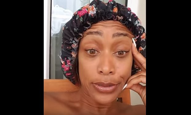"Basketball Wives: Tami Roman Wears Hair Bonnet For ""Genius ..."