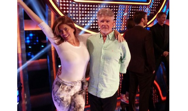 Tanya and Alan Thicke, Celebrity Family Feud, ABC