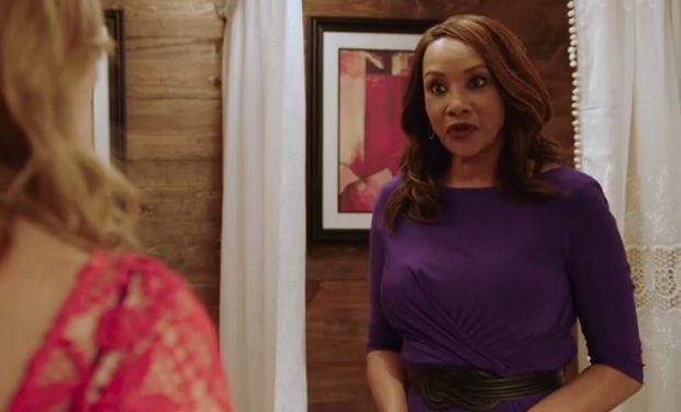 Vivica a fox Summer in the City Hallmark Channel