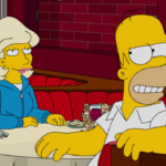 The Simpsons, Friends and Family episode, Allison Janney guest stars as Julia