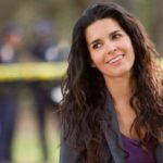 Angie Harmon Rizzoli and Isles TNT