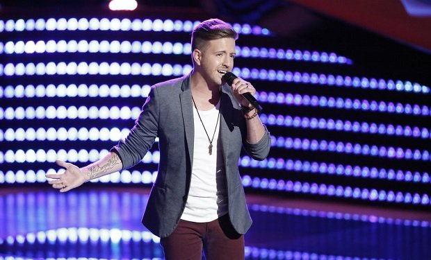 Billy Gilman -- (Photo by: Tyler Golden/NBC)