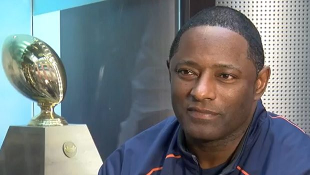 Dino Babers WSYR TV