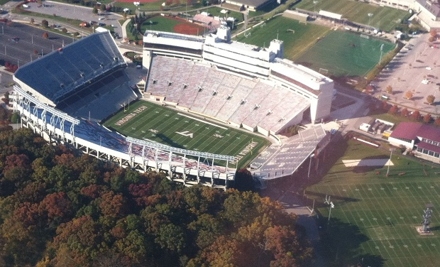 VT Hokies lane_stadium