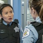 "CHICAGO P.D. -- ""The Silos"" Episode 401 -- Pictured: Li Jun Li as Julie Tay -- (Photo by: Matt Dinerstein/NBC)"