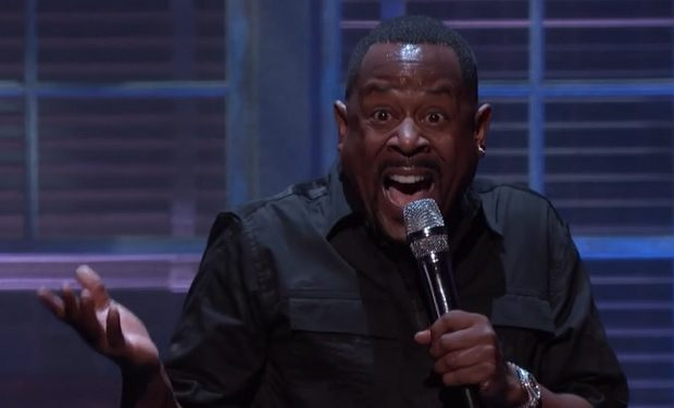 Martin Lawrence Doin Time Showtime