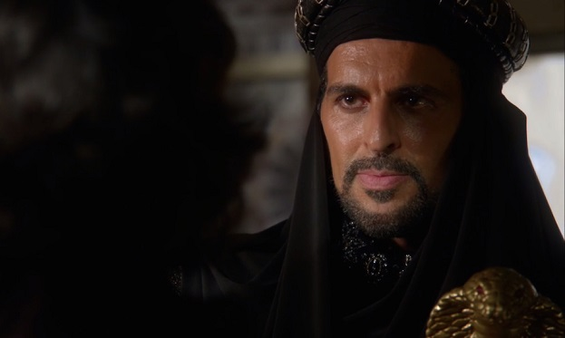 Oded Fehr, Once Upon a Time, ABC