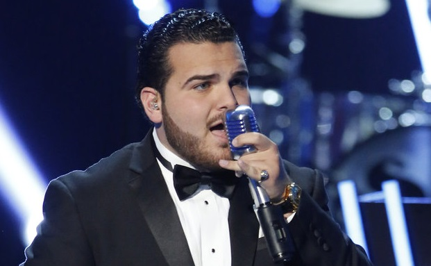"AMERICA'S GOT TALENT -- ""Live Semi-Finals 1""  Episode: 1118 -- Pictured: Sal Valentinetti -- (Photo by: Trae Patton/NBC)"
