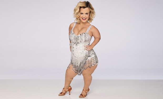 "DANCING WITH THE STARS - TERRA JOLÉ - The stars grace the ballroom floor for the first time on live national television with their professional partners during the two-hour season premiere of ""Dancing with the Stars,"" which airs MONDAY, SEPTEMBER 12 (8:00-10:01 p.m., ET) on the ABC Television Network. (ABC/Craig Sjodin)"