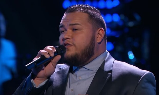 Christian Cuevas, The Voice, NBC