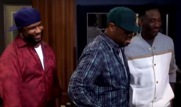 Boyz II Men The Odd Couple CBS
