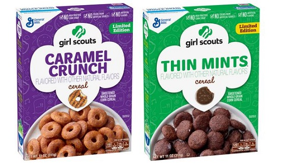 Girl Scout Cookies (photo: General Mills)