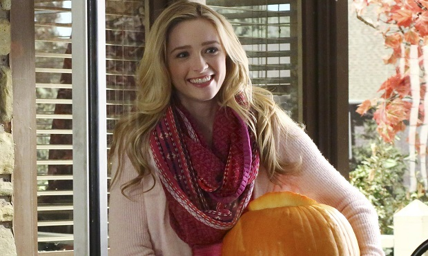 Greer Grammer The Middle ABC