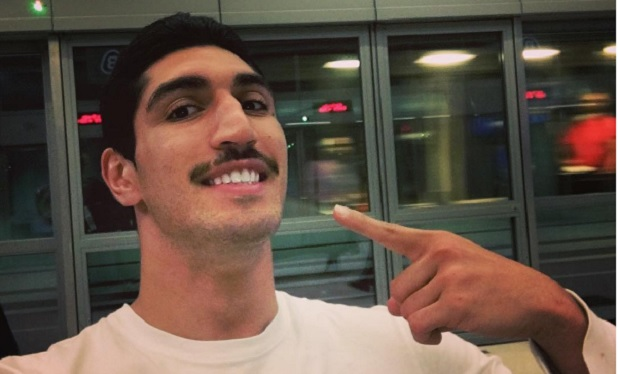 Enes Kanter @eneskanter11