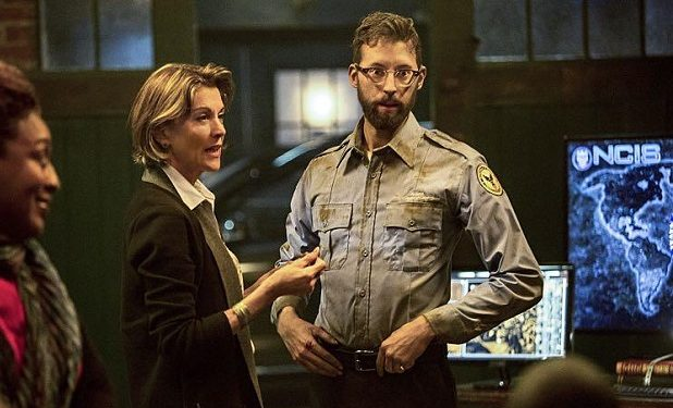 L-R: CCH Pounder as Dr. Loretta Wade, Wendie Malick as Sylvia Lund, and Rob Kerkovich as Sebastian Lund Photo: Skip Bolen/CBS