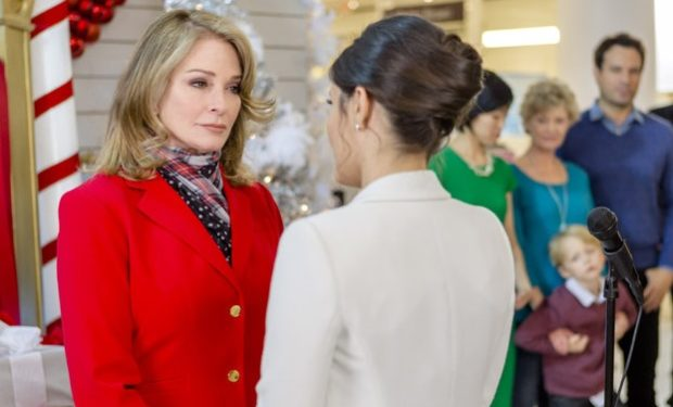 Deidra Hall, My Christmas Dream Hallmark, Crown Media
