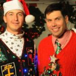 Ugly Christmas Sweaters? Maybe it was Tipsy Elves