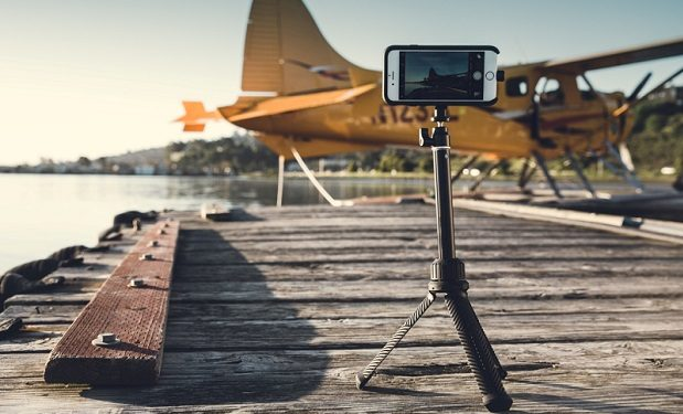 PolarPro Trippler is a multi-faceted grip/pole/tripod/stand