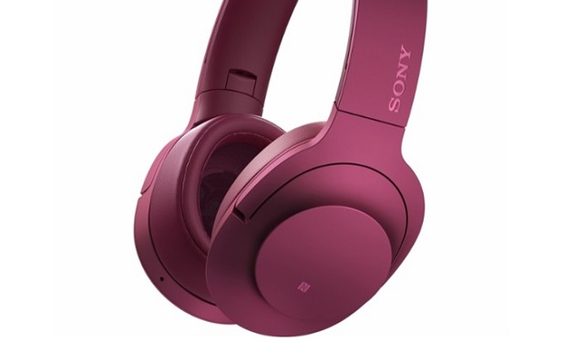 Sony H.ear On Wireless Noise Cancelling Headphones