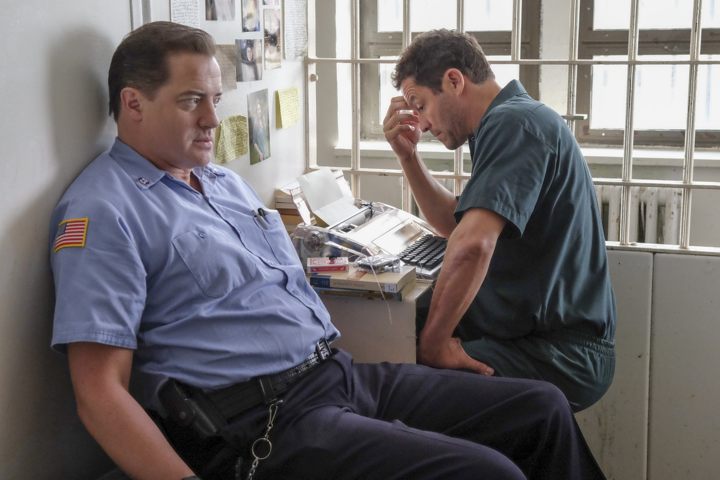 The Affair Brendan Fraser Dominic West Showtime/Phil Caruso