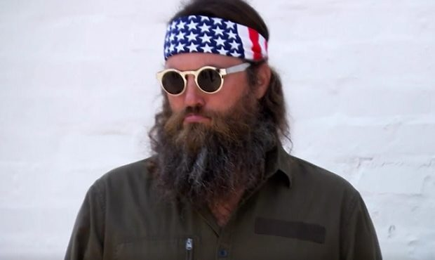 willie Robertson Duck Dynasty A&E