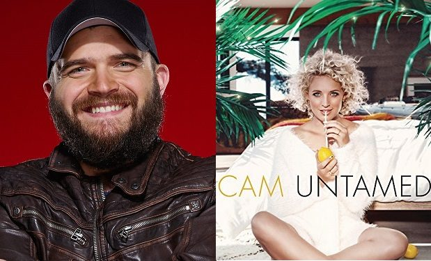 joshgallagher The Voice NBC, Cam Untamed Cover
