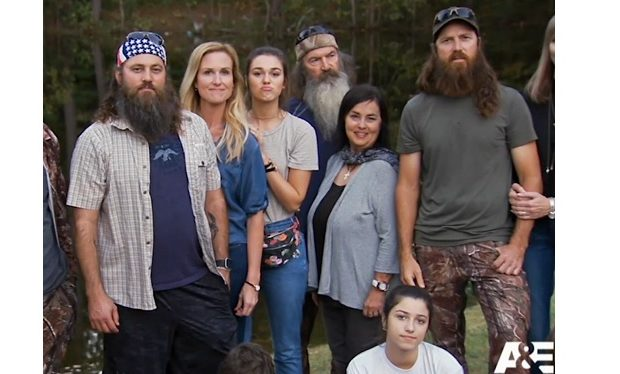 Duck Dynasty A&E