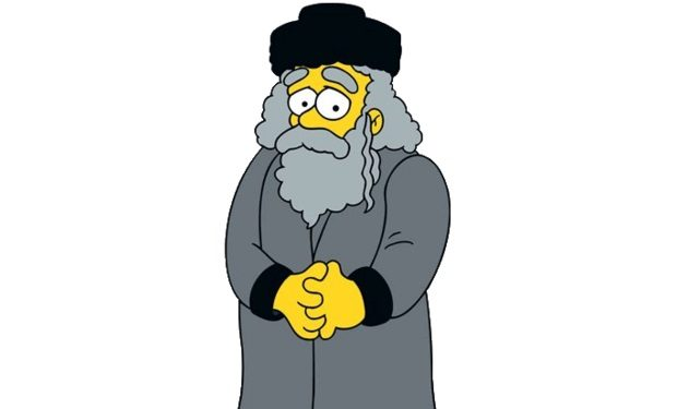 Who Is Krusty's Father, Rabbi Krustofski on' The Simpsons'?