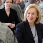 Sen. Gillibrand, Rep. Bishop and Holly Petraeus Visit FS Gabreski Air National Guard Base