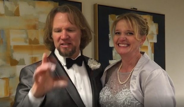 kody-and-christine Brown Sister Wives TLC