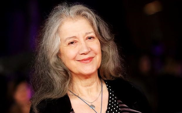 Pianist Martha Argerich Has 3 Daughters With 3 Different ...