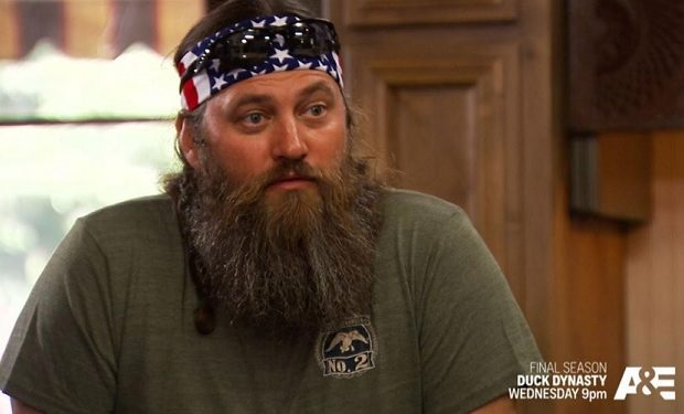 willie-robertson Duck Dynasty A&E
