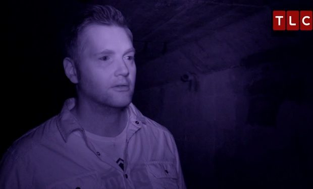 ben-hansen Paranormal Lockdown TLC