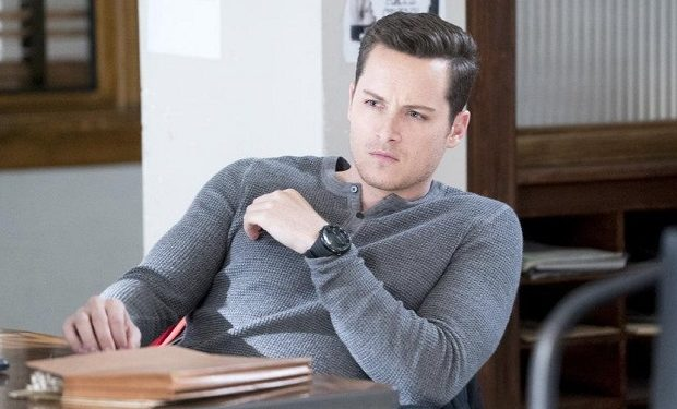 Jesse Lee Soffer as Jay Halstead (photo: Elizabeth Sisson/NBC)