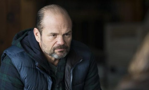 Chris Bauer as Sgt. Tom Cole -- (Photo by: Michael Parmelee/NBC)