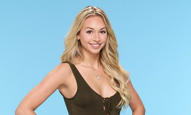 Corinne The bachelor ABC