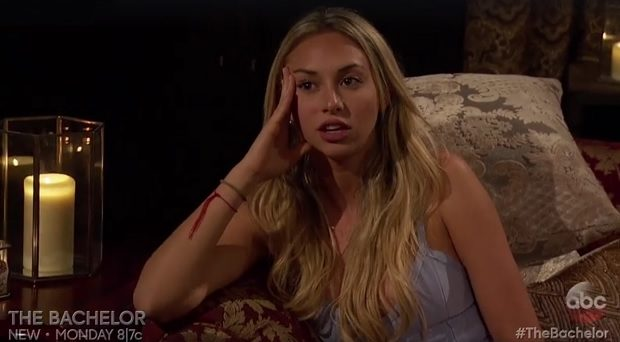 Corrine The Bachelor ABC