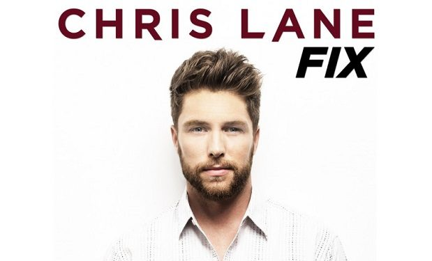 cover art for Fix by the artist Chris Lane. The cover art copyright is believed to belong to the label, Big Loud,