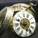 Pocket Watch circa 1730