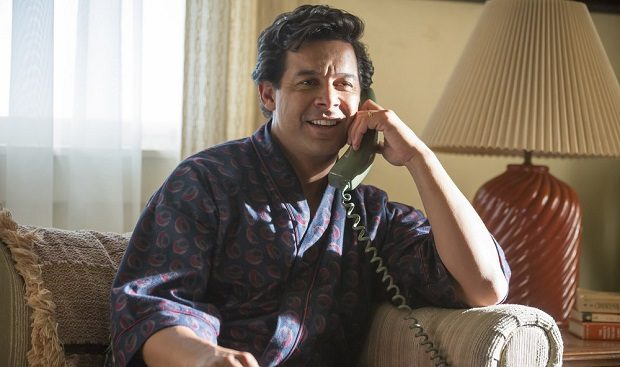 """THIS IS US -- """"The Big Day"""" Episode 112 -- Pictured: John Huertas as Miguel -- (Photo by: Ron Batzdorff/NBC)"""