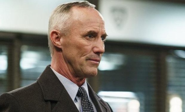 Pictured: Robert John Burke as Captain Ed Tucker -- (Photo by: Michael Parmelee/NBC)