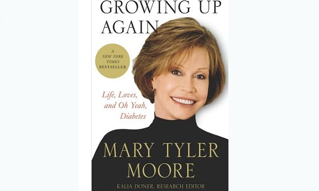 Mary Tyler Moore book