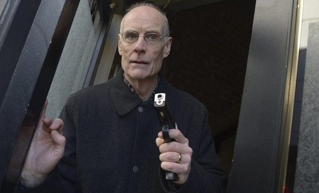 Matthew Frewer as Anthony Bruhl -- Photo by: Sergei Bachlakov/NBC