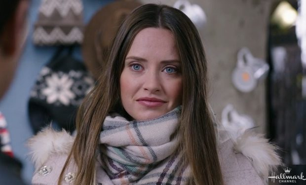 merritt Patterson A Royal Winter Hallmark Channel