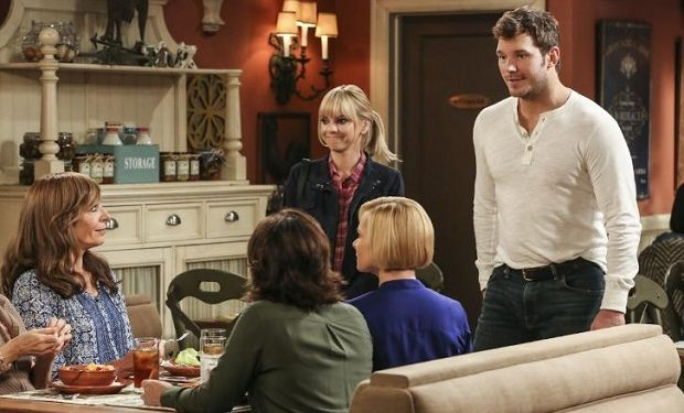 Mom Chris Pratt Anna Faris CBS