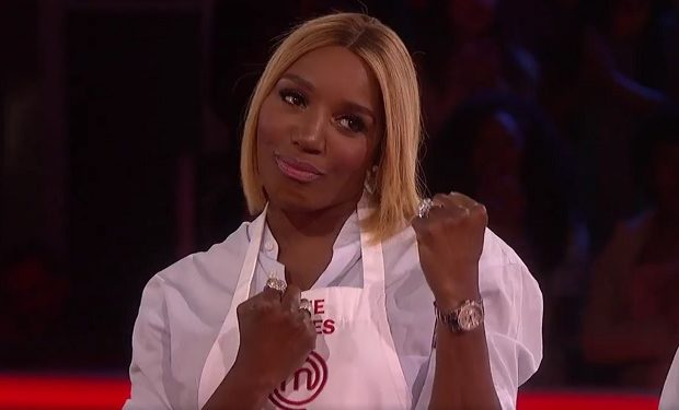 Nene Leakes on MasterChef FOX