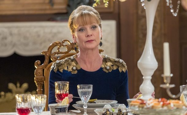 Samantha Bond A Royal Winter Hallmark Crown Media