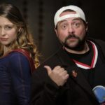 Supergirl Benoist and Kevin Smith CW