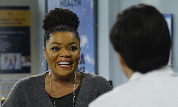 ABC/Richard Cartwright) YVETTE NICOLE BROWN